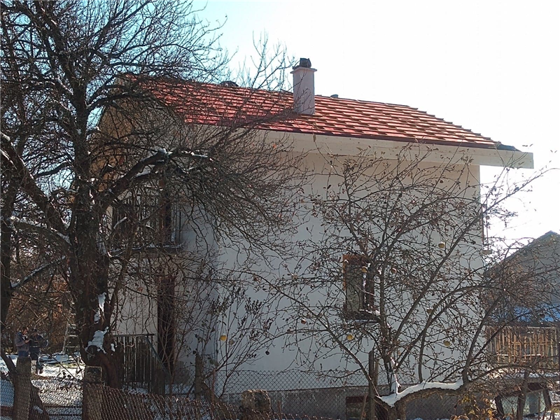 view from the street