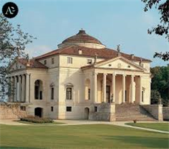 La Rotonda Villa in Vicenza Architect: Sir Andrea Palladio