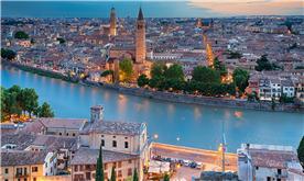 Verona, Romeo and Juliet's city