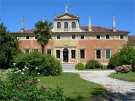 Manin-Cantarella Villa in Noventa Vicentina