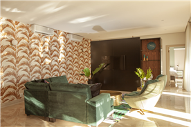 Main Lounge area bathed in natural light