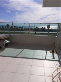Xlarge terrace with more med views and enough space for jacuzzi