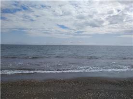 Fantastic beaches miles long