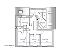 First Floor-plan