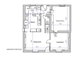 Ground Floor-plan