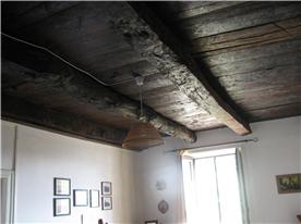 Rustic Wood ceiling