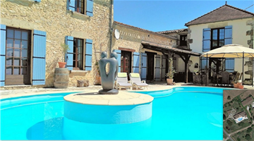 property in Savignac De Duras