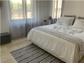 Master Bedroom on Ground Floor  with En- Suite Bathroom