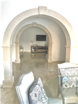 View towards Sitting Room from Dining Room
