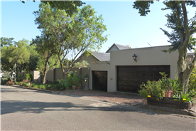 Outside house - garages