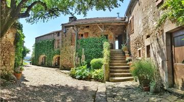property in St Marcel Campes