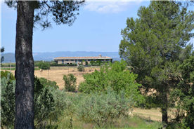 renovated stone farm house for sale in Spain, close to Barcelona in the countryside 6 bedrooms
