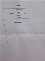Parking Space Plan (no.4 from the left)