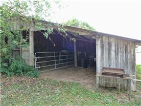 Implement/Animal barn