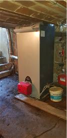Central Heating Boiler 2018