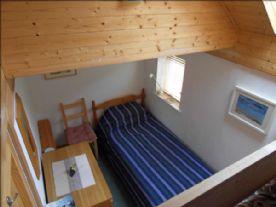 Bedroom 3 from platform bed