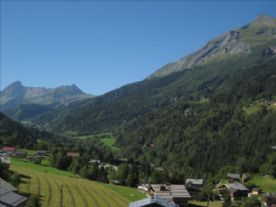 property in St-Gervais-les-Bains