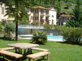 property in Carlazzo