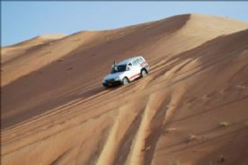 Desert adventure one of the many exciting trips in Oman