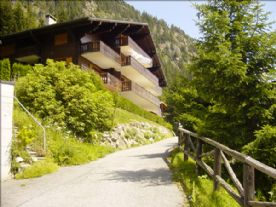 property in Champex