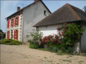 property in Saint-Jean Froidmentel