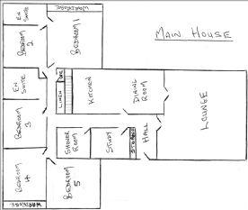 main house floor plan