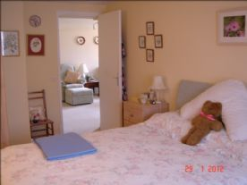 sous sol bedroom 1