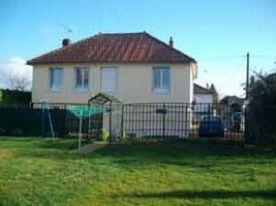 House and rear garden