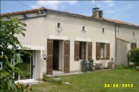 property in St Ciers Champagne