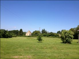 View from walled garden to Boundry
