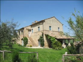 property in Cossignano