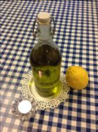 Your own olive oil and lemons
