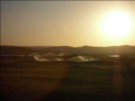 Nice views over Esuri golf course