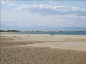 Quiet Blue Flag Beaches
