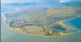 River Delta and Riumar. Fishing and Holiday Resort