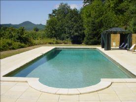 15 mtr salt water swimming pool