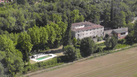Domaine, pool and grounds