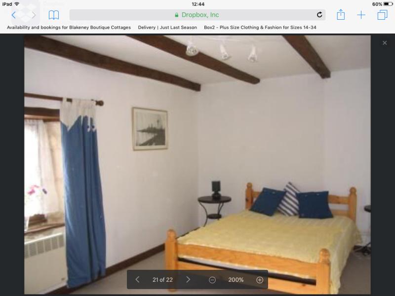 Ensuite Bedroom main house.