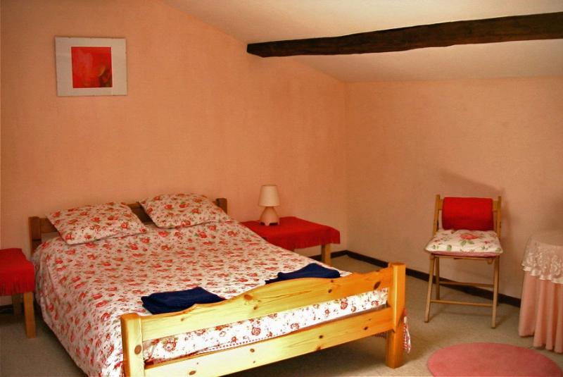 Apartment bedroom main