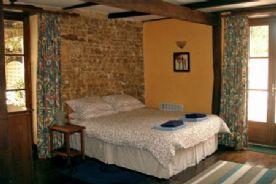 Downstairs en-suite bedroom main house