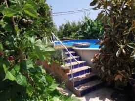 decking has made getting in and out off pool much easier for older people.