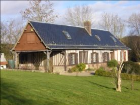 property in Fontaine la Louvet