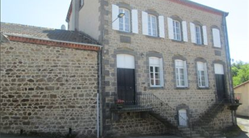 property in Auzelles