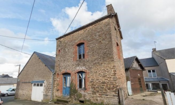 property in Fougerolles-du-Plessis