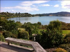 View of Mangonui from deck