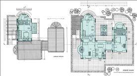 Villa Aquilo floor plan
