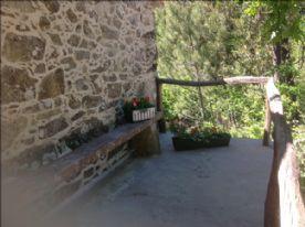 Upstairs veranda