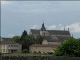 The Abbey, La Puye
