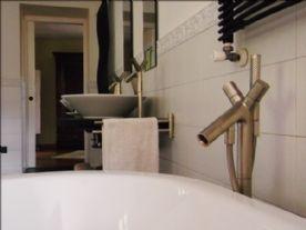 La Cascina del burro bianco - Master bathroom first floor
