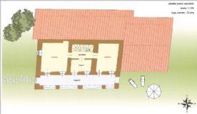 La Cascina del burro bianco - Second floor plan